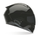 Black Star Helmet - Convertible To Snow