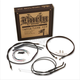 Black 16 in. Handlebar Installation Kit w/ABS - B30-1125