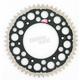 Black TwinRing Heavy-Duty Sprocket - 1540-520-50GPBK