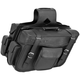 Braided X-Large Quantum Slant Saddlebags - 10-9000