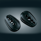 Black Hole Covers for OEM Mirrors - 1756