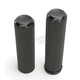 Black Knurled Fusion Grips - 07-327