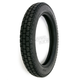 Rear Mark II AM7 4.00-19 Blackwall Tire - 90000001578