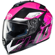 Pink/Black/White IS-17 Blur MC-8 Helmet