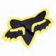 Purple/Yellow 7 in. Splatter Sticker - 14902-178-OS