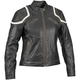 Womens Babe Vintage Leather Jacket