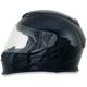 Black FX120 Helmet