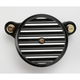 Black Anodized Finned Air Cleaner Assembly - 10-202B