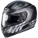 Black/Gray RPHA-10 Pro Cypher MC-5F Helmet