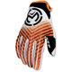 Orange Sahara Youth Gloves