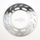 Front Mud Proof Solid Disc Rotor - 1711-0858