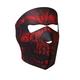 Shredder Skull Full Face Mask - FMA1026