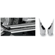 Family Jewel Scalloped Exhaust Tip - BA-1100-01
