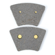 Semi Metallic Brake Pads - DS-325003
