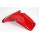 Standard ATV Red Front Fender - 120612