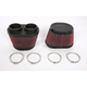 Oval-Type Custom Clamp-On Air Filter Kit - RU-2852