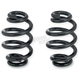 3 in. Black Electroplated Barrel Seat Spring - 002740