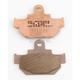 Standard Sintered Metal Brake Pads - DP208