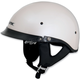 Pearl White FX-200 Helmet