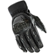 Black Speedway Leather Gloves