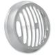 7 in. Chrome Grill Headlight Bezel - 0207-2005GRL-CH