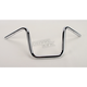 Chrome 10 in. Ape Hanger Handlebar for Narrow Glide - 0601-1230