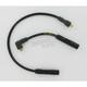 Custom Suppression 8.8mm Black Plug Wire Set - 172086K