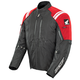 Black/Red Honda Racing CBR Jacket