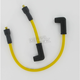 Custom Suppression 8.8mm Yellow Plug Wire Set - 172089