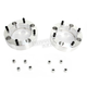 Front/Rear Wide Tracs 2 in. ATV/UTV Wheel Spacers - WT4/15612-2