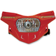 Red Lower Stealth Headlight - PF01714-070