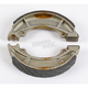 Sintered Metal Grooved Brake Shoes - 508G
