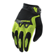 Youth Green Spectrum Gloves