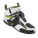 White/Hi-Viz Atomic Leather Shoes