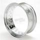 Chrome 16 x 6 40-Spoke Custom Spun Steel Rim - 0210-0021
