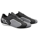 Black/Gray Montreal Shoes