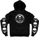 Black 2nd Amendment Pullover Hoody