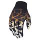Womens Black Cheeter Gloves