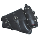 Black Solo Side Bag With Fuel Bottle - 697385