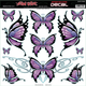 Butterfly Decal - LT06042