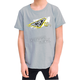 Youth Gray Grunge T-Shirt