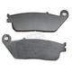 Organic Kevlar Brake Pads - 1720-0278
