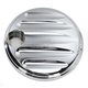 Chrome Deep Cut Fuel Door - 04-168
