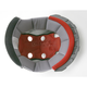 Red/Gray Helmet Liner