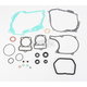 Complete Gasket Set with Oil Seals - M811221