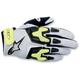 White/Black/Yellow SMX-3 Air Gloves