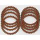Organic Clutch Plate Kit - 1131-0425