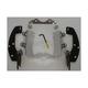 Batwing Black Trigger Lock Hardware - MEK1912