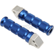 Anodized Aluminum Rear Footpeg - 50-11323