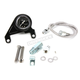 black Oil Pressure Gauge Kit - 15-675
